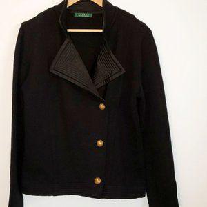 Lauren Ralph Lauren black jacket blazer